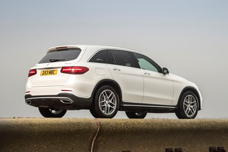 Mercedes-Benz GLC-Class - all you need to know | Parkers