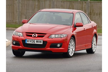 Mazda 6 Mps Saloon Front Dynamic
