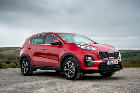Kia Sportage Cars For Sale New Used Sportage Parkers