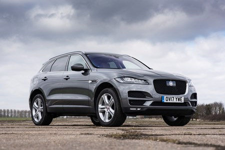 activity key jaguar f pace