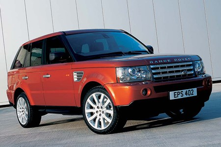 Used Land Rover Range Rover Sport Estate 2005 2013 Review Parkers