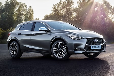 Infiniti Q30 All You Need To Know Parkers