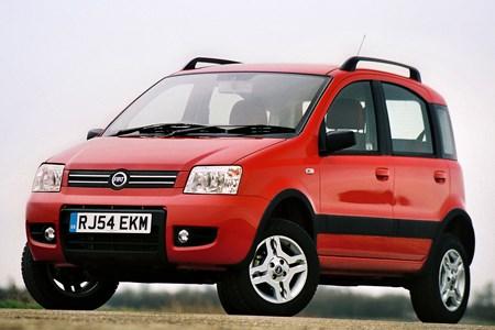 33+ Fiat panda cross 2010 inspirations