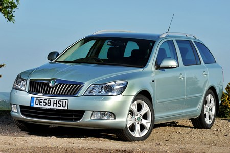 Used Skoda Octavia Estate (2005 - 2013) Review | Parkers