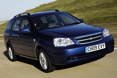 Used Chevrolet Lacetti Station Wagon 2005 2011 Review Parkers