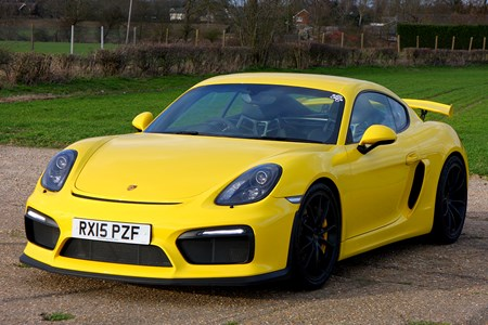 Porsche Cayman All You Need To Know Parkers