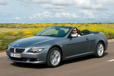 New Used Bmw 6 Series Convertible 04 10 Cars For Sale Parkers