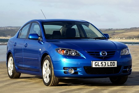Used Mazda 3 Saloon 2004 2008 Review Parkers