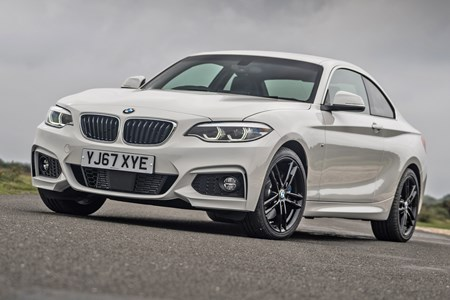 New Used Bmw 2 Series Coupe 14 On Cars For Sale Parkers