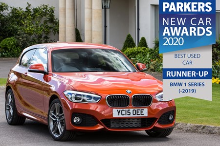New Used Bmw 1 Series Hatchback 11 19 Cars For Sale Parkers