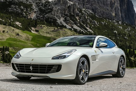 Used Ferrari Gtc4lusso Coupe 2016 2020 Review Parkers
