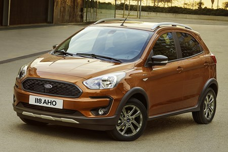 Used Ford Ka Plus Active 2018 2019 Review Parkers
