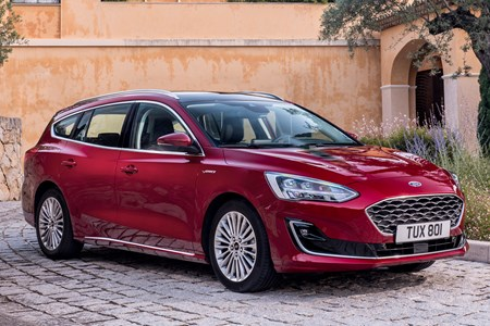 Ford Focus Estate Review 2020 Parkers