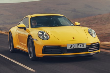 Porsche 911 Cars For Sale New Used 911 Parkers