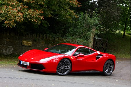 New Used Ferrari Cars For Sale Parkers