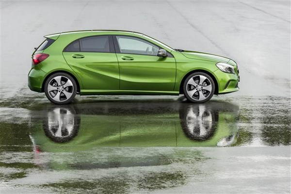 Mid-life facelift for Mercedes-Benz A-Class | Parkers