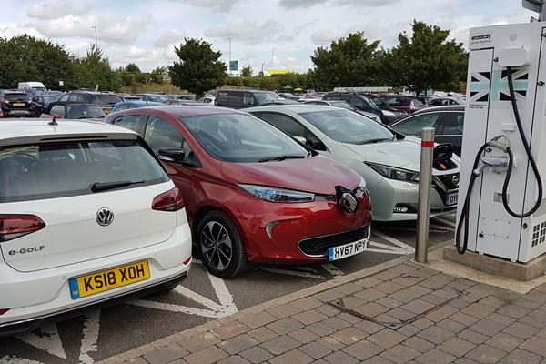 Renault Zoe long-term review | Parkers
