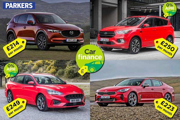 Car Finance Best New Cars For Less Than 300 Per Month Parkers