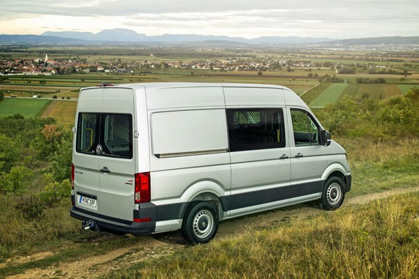 Volkswagen Crafter long-term test review | Parkers