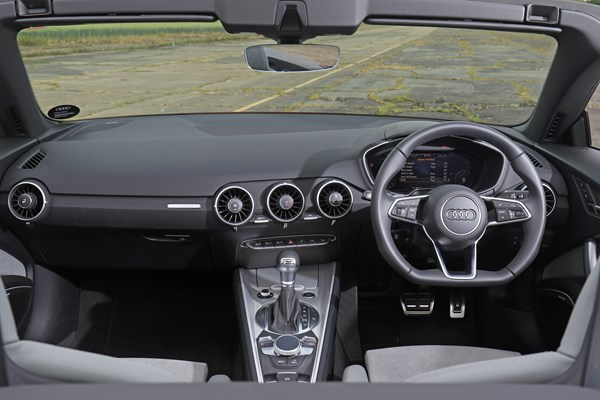 Audi Tt Ls Swap Kit
