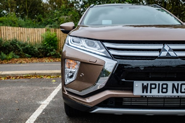 Mitsubishi Eclipse Cross long-term review | Parkers
