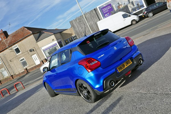 Suzuki Swift Sport Hatchback long-term review | Parkers