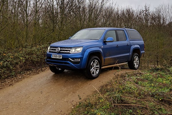 VW Amarok long-term review | Parkers