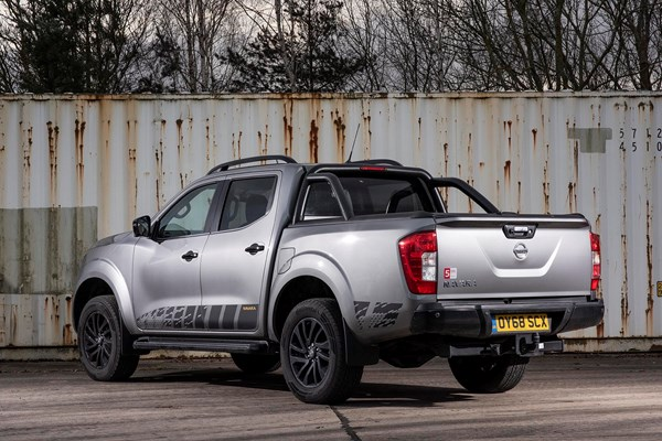Pickup truck group test review - which are the best pickups on sale