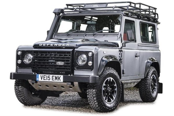 land rover defender 90 from 2007 used prices parkers. Black Bedroom Furniture Sets. Home Design Ideas