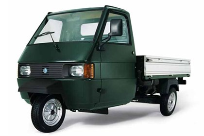 Piaggio Van And Pickup Used Prices Valuations Parkers
