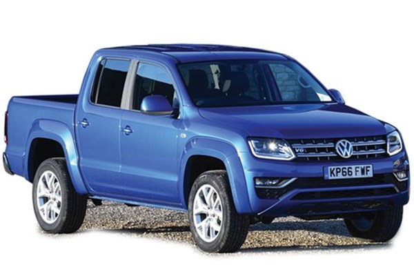 Volkswagen Amarok From 2011 Used Prices Parkers