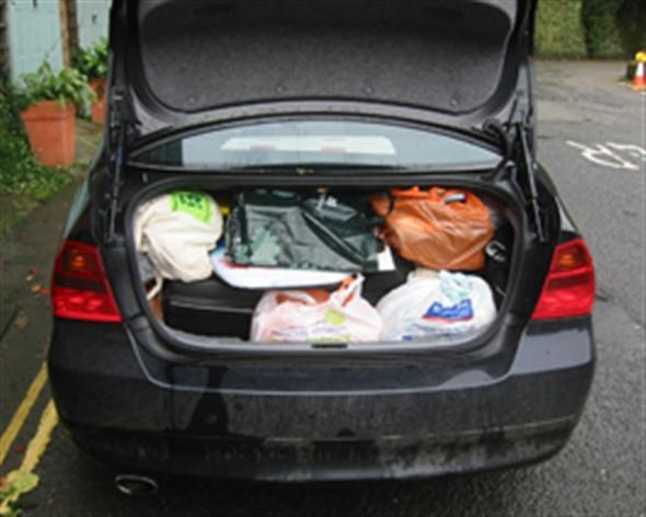BMW 3-Series: A decent boot | Parkers