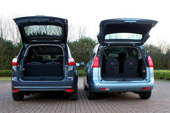peugeot 5008 round up parkers. Black Bedroom Furniture Sets. Home Design Ideas