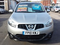 Nissan Qashqai (07-13) 2.0 dCi N-Tec 4WD (2010) 5d For Sale - Heskeths Select Car Group, THORNTON CLEVELEYS