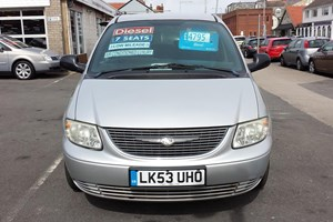 Chrysler Voyager (01-08) 2.5 CRD LX 5d For Sale - Heskeths Select Car Group, THORNTON CLEVELEYS
