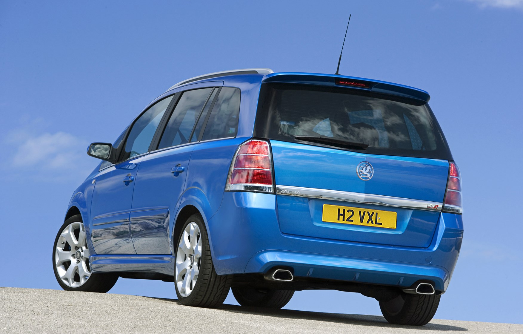 vauxhall zafira vxr 2005 2010 running costs parkers. Black Bedroom Furniture Sets. Home Design Ideas