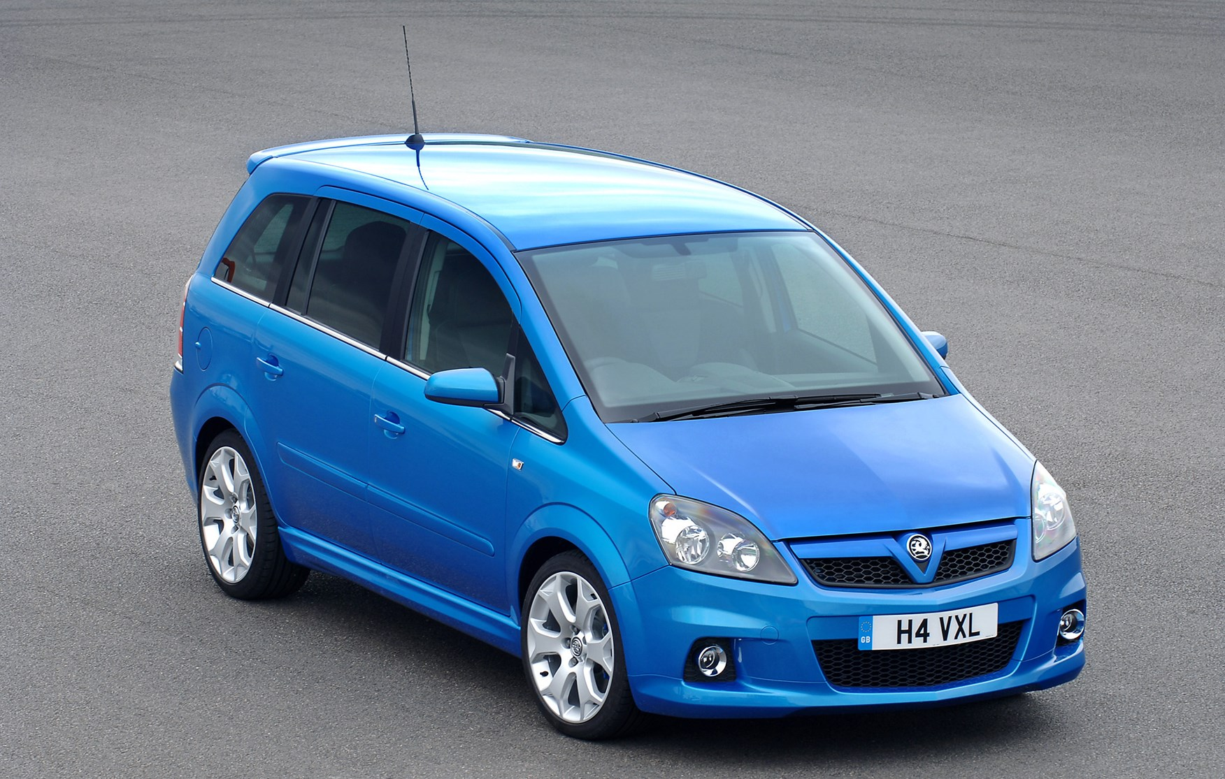 vauxhall zafira vxr review 2005 2010 parkers. Black Bedroom Furniture Sets. Home Design Ideas