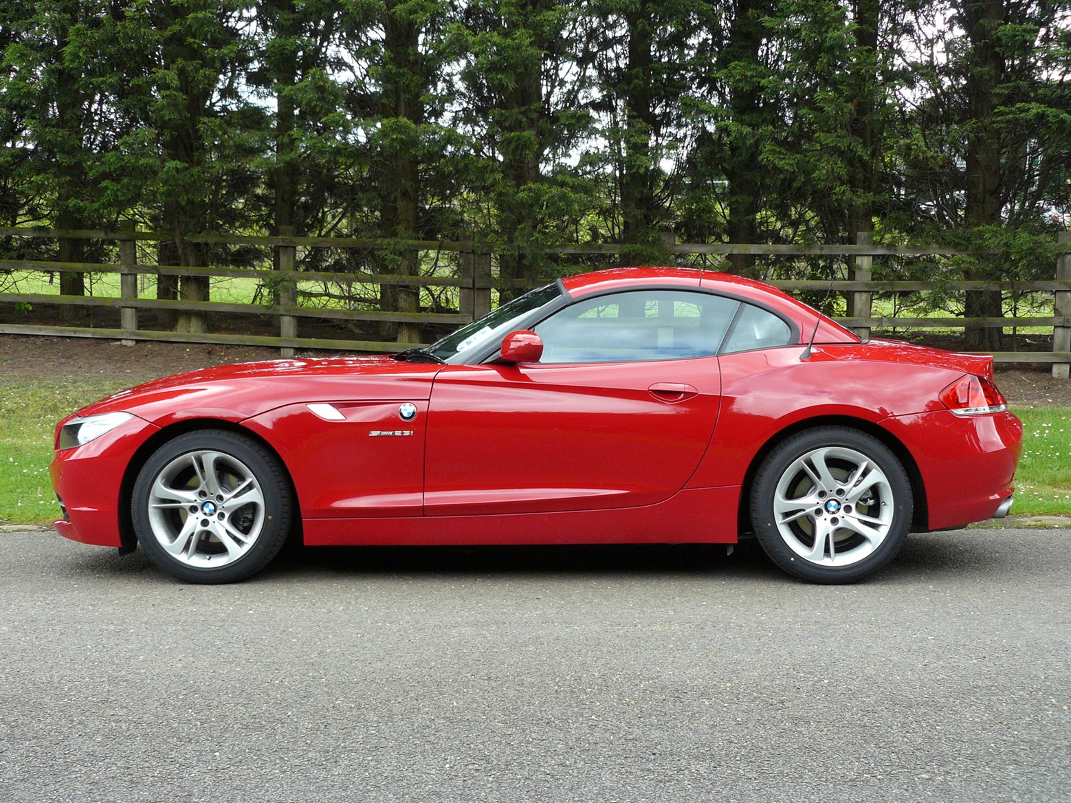 Bmw Z4 Roadster Review Summary Parkers