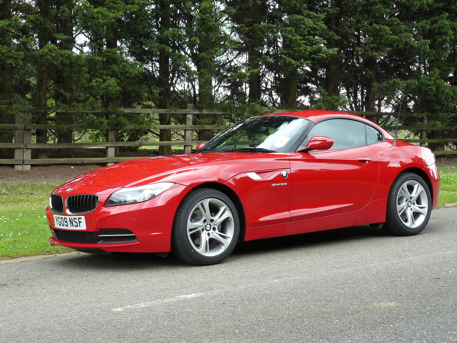 Bmw Z4 Roadster Review 2009 Parkers