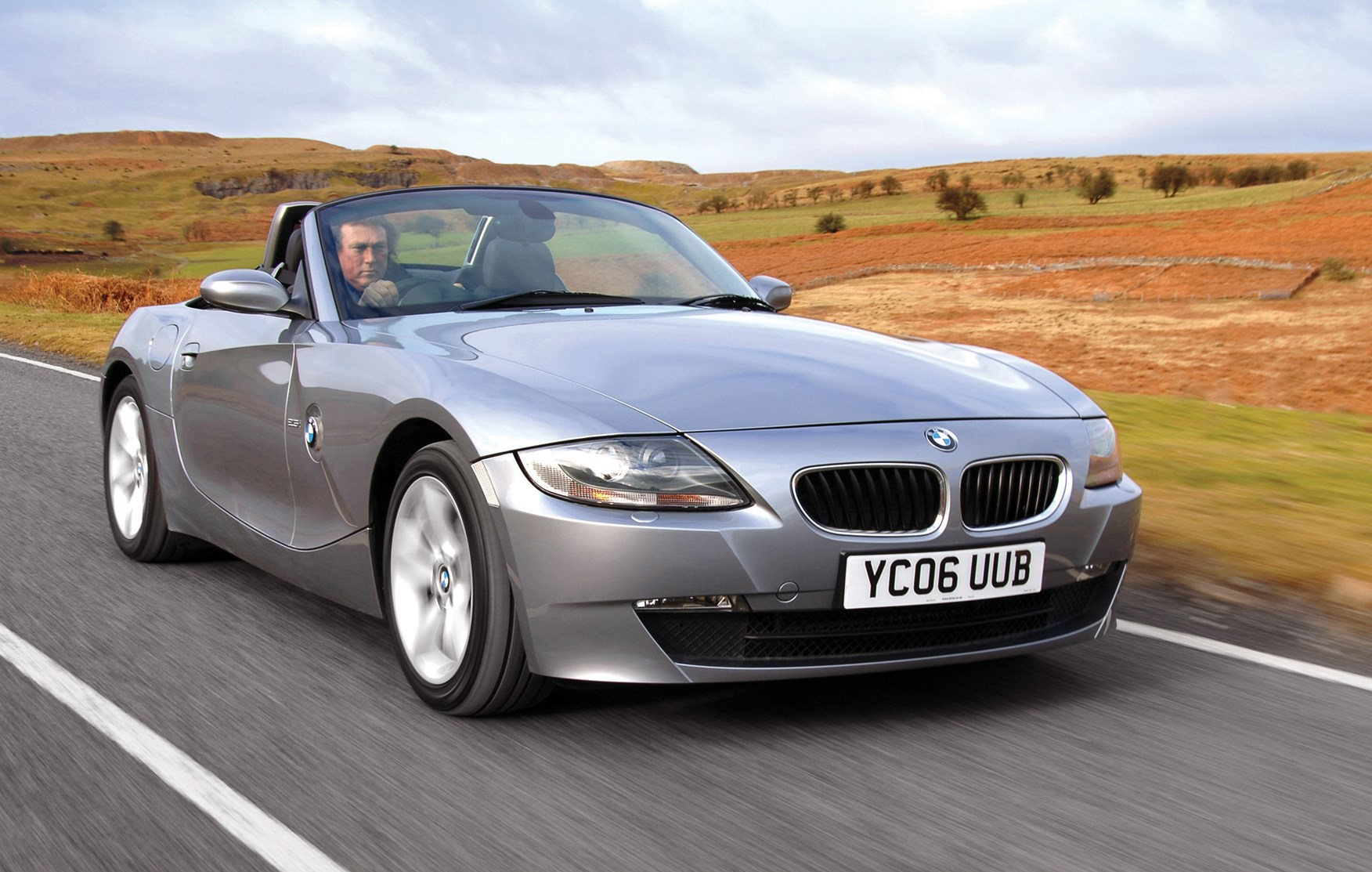 Bmw Z4 Roadster Review 2003 2008 Parkers