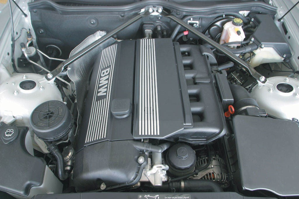 bmw z4 roadster review 2003 2008 parkers rh parkers co uk BMW Z3 Engine Diagram 2003 BMW Z4 Engine Firing Order