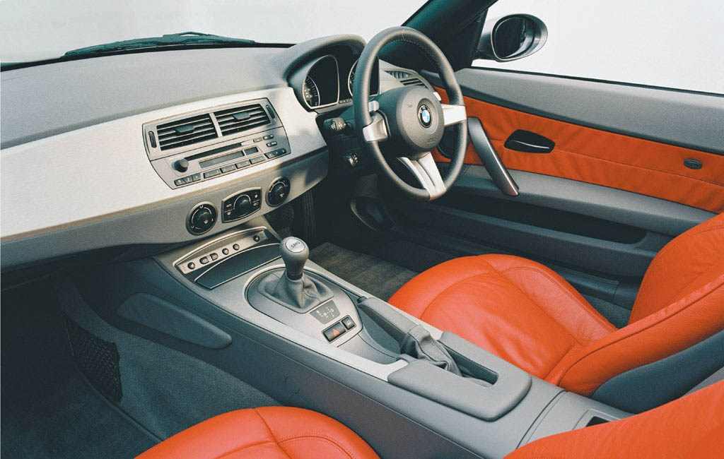 Bmw Z4 Roadster 2003 2008 Features Equipment And Accessories Parkers