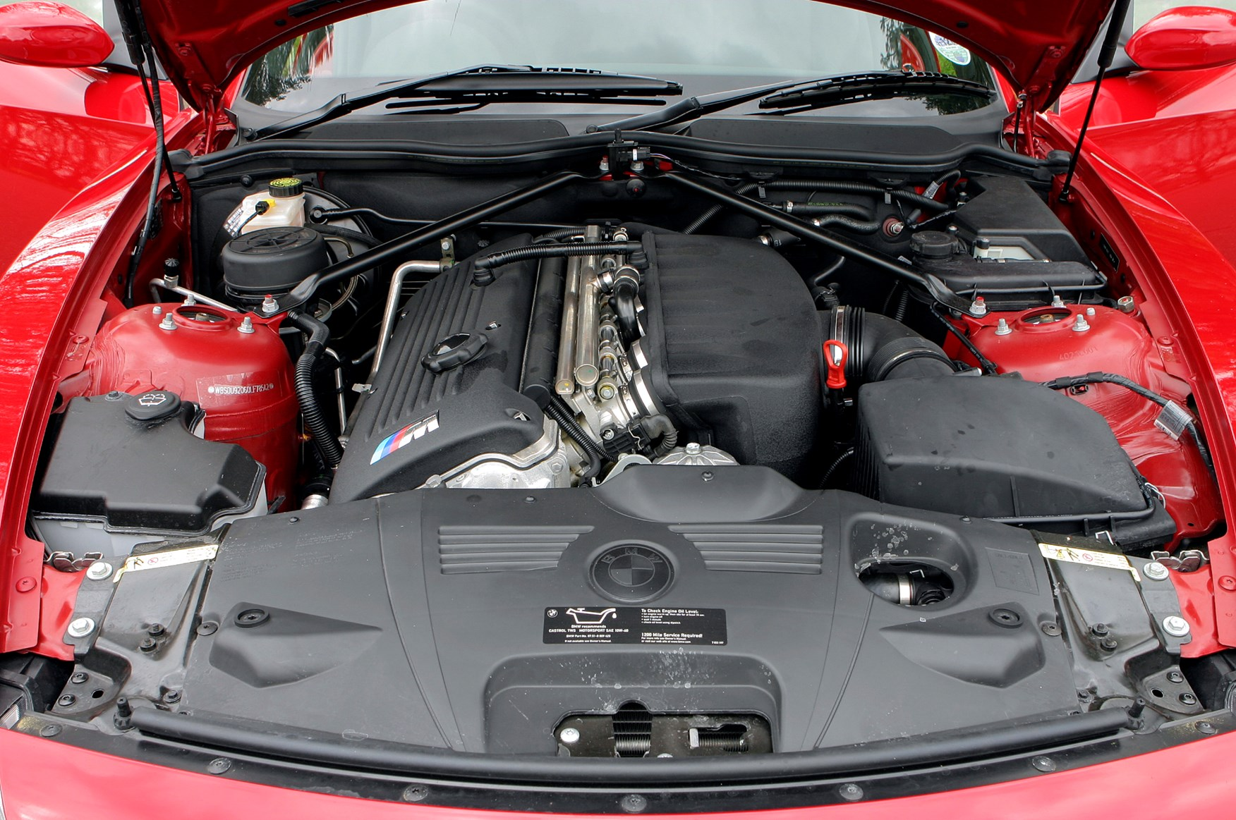 Bmw Z4 M 2006 2008 Buying And Selling Parkers