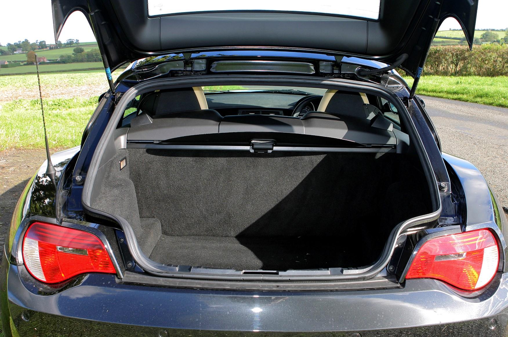 Bmw Z4 Coup 233 2006 2008 Rivals Parkers