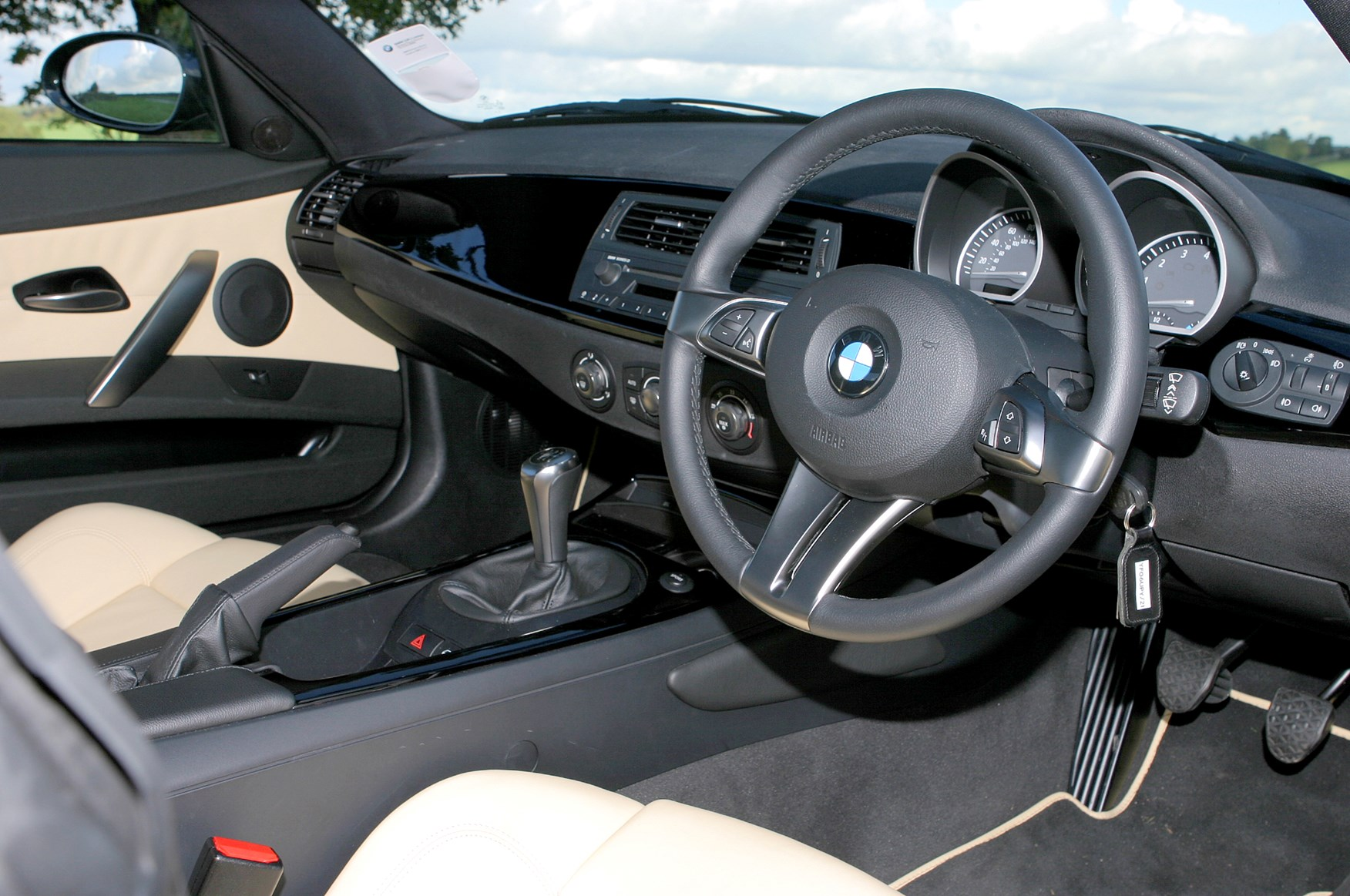 Bmw Z4 Coup 233 2006 2008 Features Equipment And Accessories Parkers