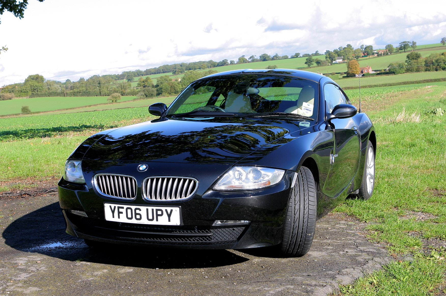 Used Bmw Z4 Coupe 2006 2008 Review Parkers