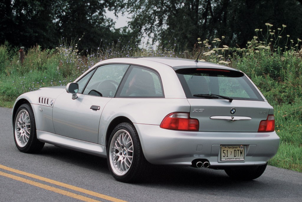 Used Bmw Z3 M Coupe 1998 2002 Review Parkers