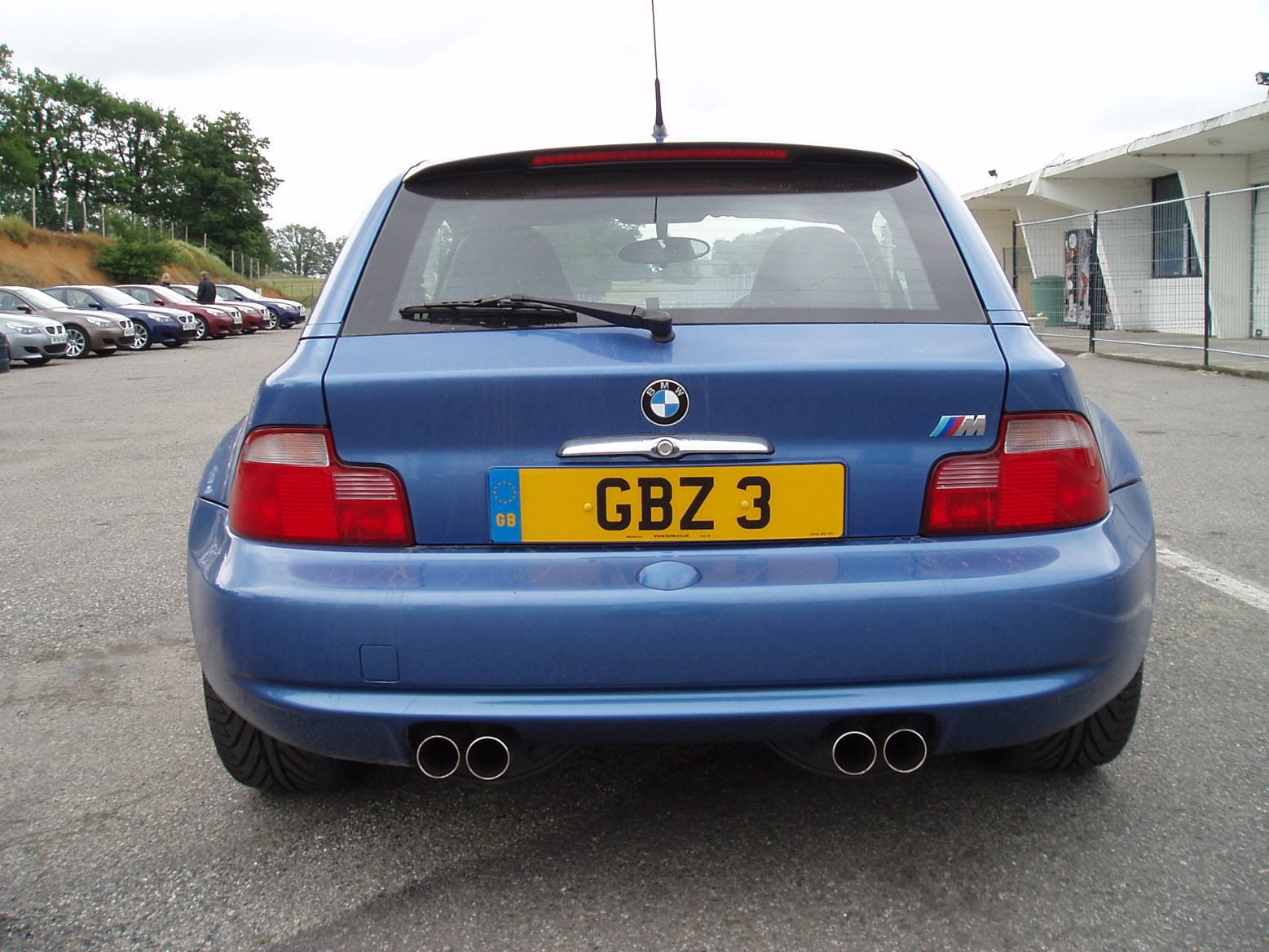 Bmw Z3 M Coup 233 1998 2002 Features Equipment And