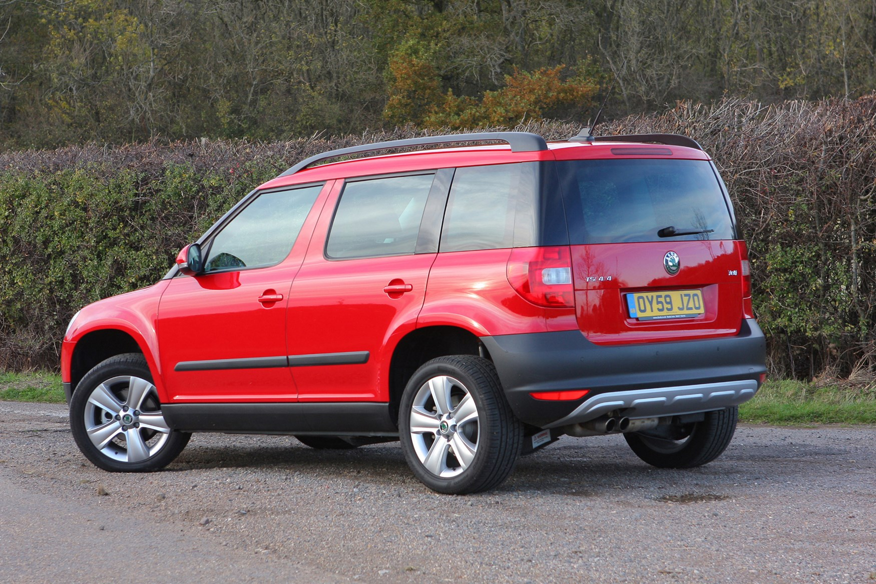 Skoda Yeti Hatchback Review (2009 - 2017) | Parkers