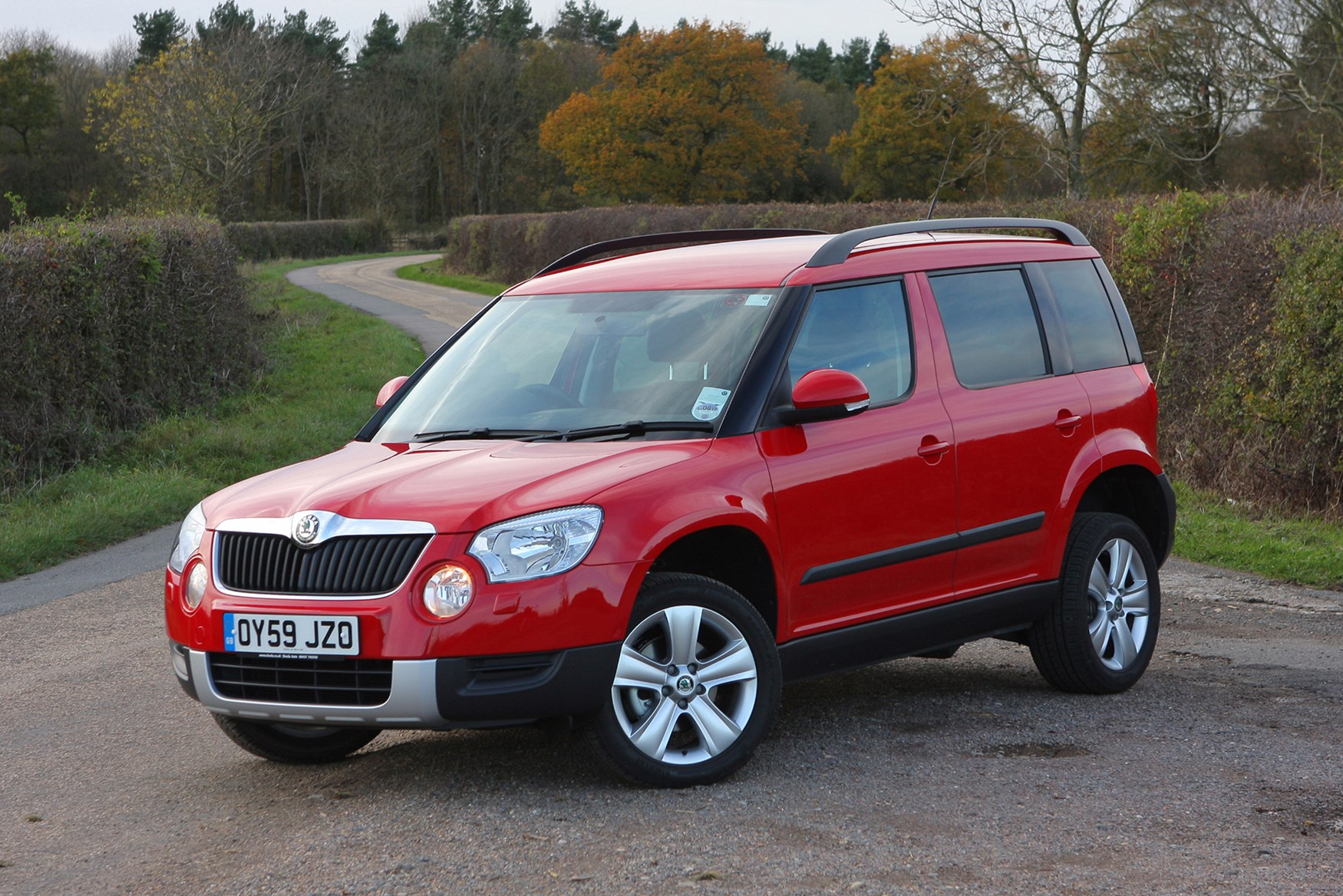 skoda yeti hatchback review 2009 2017 parkers